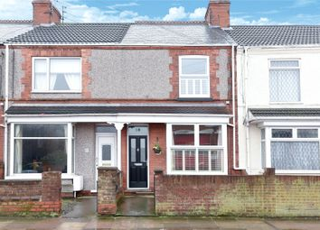 Thumbnail 3 bed terraced house for sale in Poplar Road, Cleethorpes