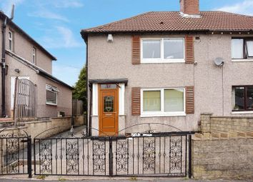 Thumbnail 2 bed semi-detached house for sale in Club Lane, Halifax
