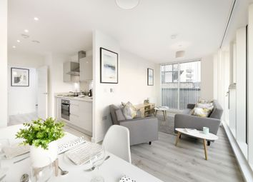 Thumbnail 3 bedroom flat for sale in Cooks Road, London