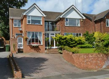 Thumbnail 5 bed detached house for sale in Park Lane, Whitefield, Manchester