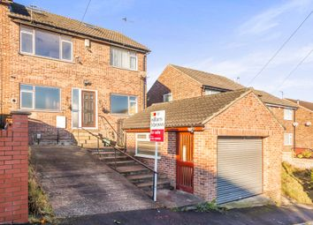 Thumbnail 3 bed semi-detached house for sale in Kensington Close, Batley