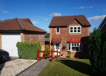 Thumbnail 3 bed detached house for sale in Cwrt Y Coed, Blackwood