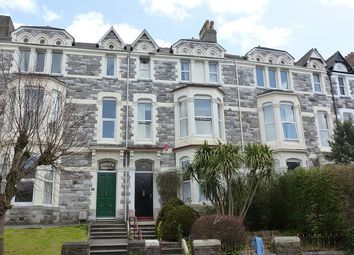 Thumbnail 10 bed terraced house for sale in Houndiscombe Road, Mutley, Plymouth