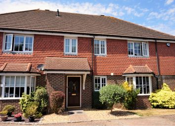 Thumbnail 2 bed mews house for sale in Priestlands Close, Horley