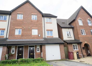 Thumbnail 4 bedroom town house for sale in Anderby Walk, Westhoughton, Bolton