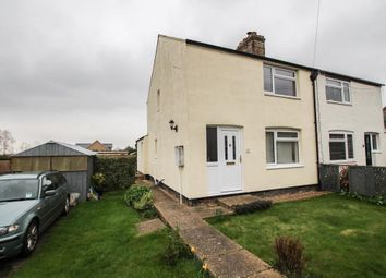 Thumbnail 3 bed semi-detached house for sale in Newtown Road, Haddenham, Ely