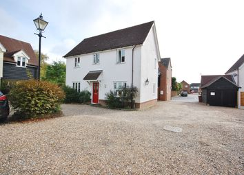 Thumbnail 4 bed link-detached house for sale in Farrier Square, Ramsden Heath