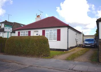 Thumbnail 2 bedroom detached bungalow for sale in Shawfield Road, Ash