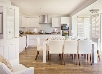 "Thumbnail 4 bed detached house for sale in ""Milford"" at Post Hill, Tiverton"