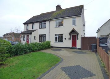 Thumbnail 3 bed semi-detached house for sale in Upper Shelton, Beds