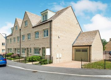 Thumbnail 4 bedroom end terrace house to rent in Nightingale Way, South Cerney, Cirencester