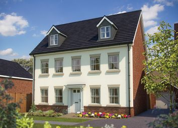 """Thumbnail 5 bedroom property for sale in """"The Warwick"""" at Appleton Way, Shinfield, Reading"""