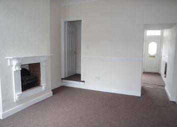 Thumbnail 2 bedroom terraced house to rent in Gordon Street, Burslem, Stoke-On-Trent