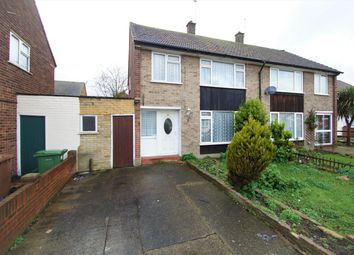 Thumbnail 3 bed semi-detached house for sale in Beacon Road, Slade Green, Erith