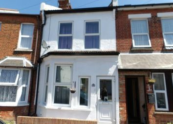 Thumbnail 2 bed terraced house for sale in Station Avenue, Southend-On-Sea