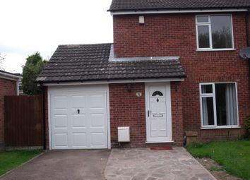 Thumbnail 2 bed semi-detached house to rent in 19 Arkle, Dosthill