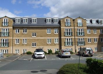 Thumbnail 2 bed flat to rent in The Hub, Caygill Terrace, Halifax