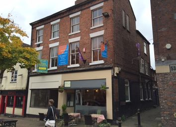 Thumbnail Retail premises for sale in Upper Floors, 51-52 Ironmarket, Newcastle-Under-Lyme, Staffordshire