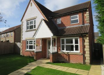 Thumbnail 4 bed detached house for sale in Brionne Way, Shaftesbury