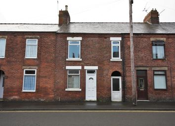 Thumbnail 3 bedroom terraced house for sale in Thanet Street, Clay Cross, Chesterfield