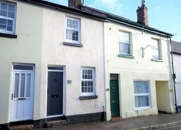 Thumbnail 2 bedroom terraced house for sale in Fore Street, Bovey Tracey, Newton Abbot, Devon