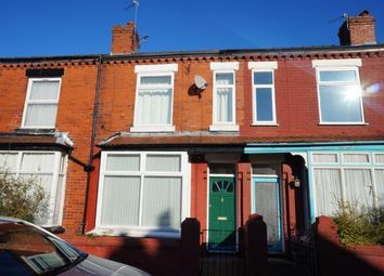 Thumbnail 3 bed terraced house for sale in Leyland Avenue, Didsbury, Manchester