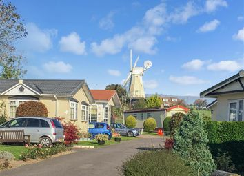 Thumbnail 2 bed mobile/park home for sale in Six Bells Park, Woodchurch, Ashford, Kent
