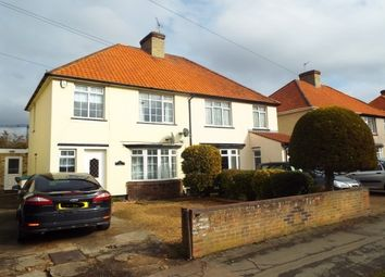 Thumbnail 3 bed semi-detached house to rent in Blackwell Caravan Site, Kings Hedges Road, Cambridge
