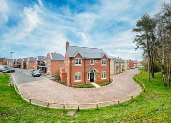 Thumbnail 4 bed detached house for sale in Woods Way, Rowhedge, Colchester