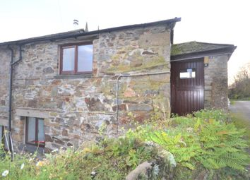 Thumbnail 1 bed end terrace house to rent in Linkinhorne, Callington, Cornwall