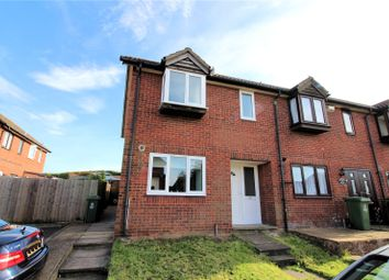 Thumbnail 3 bed end terrace house for sale in Shearwood Crescent, Crayford, Kent