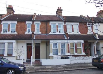 Thumbnail 1 bed flat to rent in Laburnum Road, London