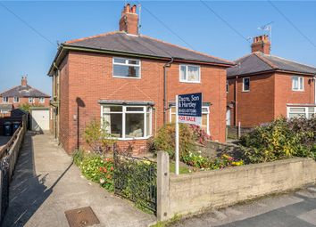 Thumbnail 3 bed semi-detached house for sale in St. Johns Road, Harrogate, North Yorkshire