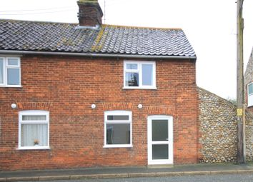 Thumbnail 2 bedroom cottage to rent in The Street, Sculthorpe, Fakenham