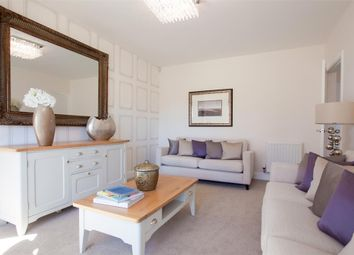 "Thumbnail 3 bedroom semi-detached house for sale in ""Oaksey"" at Quercus Road, Tetbury"