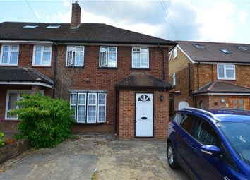 Thumbnail 3 bed semi-detached house for sale in Maygoods Lane, Uxbridge, Middlesex