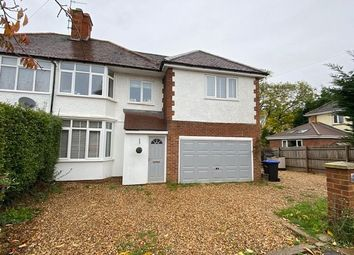 Thumbnail 4 bed semi-detached house for sale in Duston Road, Duston, Northampton