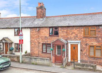 Thumbnail 3 bed terraced house for sale in Newtown, Baschurch, Shrewsbury