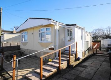 Thumbnail 2 bed mobile/park home for sale in Central Drive, Oaktree Park, Ringwood, Dorset