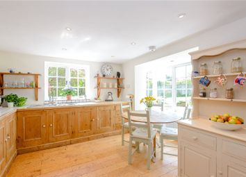 Thumbnail 4 bedroom detached house for sale in Gaston Lane, South Warnborough, Hook, Hampshire
