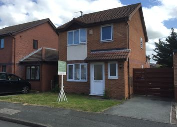 Thumbnail 3 bedroom detached house to rent in Fern Way, Rhyl