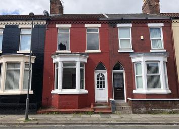Thumbnail 2 bed terraced house for sale in Pendennis Street, Anfield, Liverpool