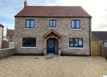 Thumbnail 4 bed detached house for sale in Flegg Green, Wereham, King's Lynn