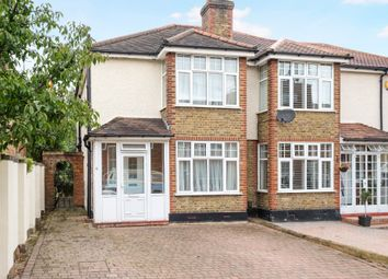 Thumbnail 3 bed semi-detached house for sale in Footbury Hill Road, Orpington