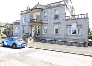 Thumbnail 1 bed flat to rent in Mansionhouse Road, Paisley, Renfrewshire