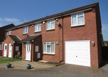 Thumbnail End terrace house for sale in Pearl Gardens, Cippenham, Slough