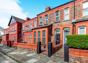 Thumbnail 3 bed terraced house for sale in Grosvenor Road, Prenton