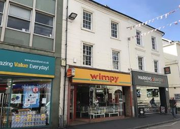 Thumbnail Retail premises to let in 10 Queen Street, Newton Abbot, Devon