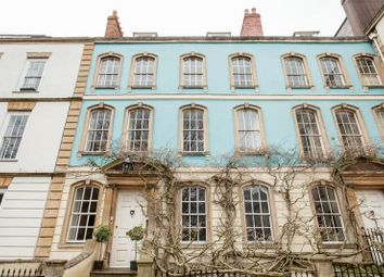 Thumbnail 6 bedroom terraced house for sale in Dowry Square, Clifton, Bristol