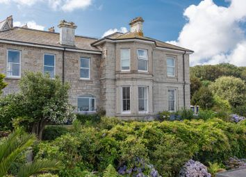 Thumbnail 2 bed flat for sale in Chywoone Hill, Newlyn, Penzance